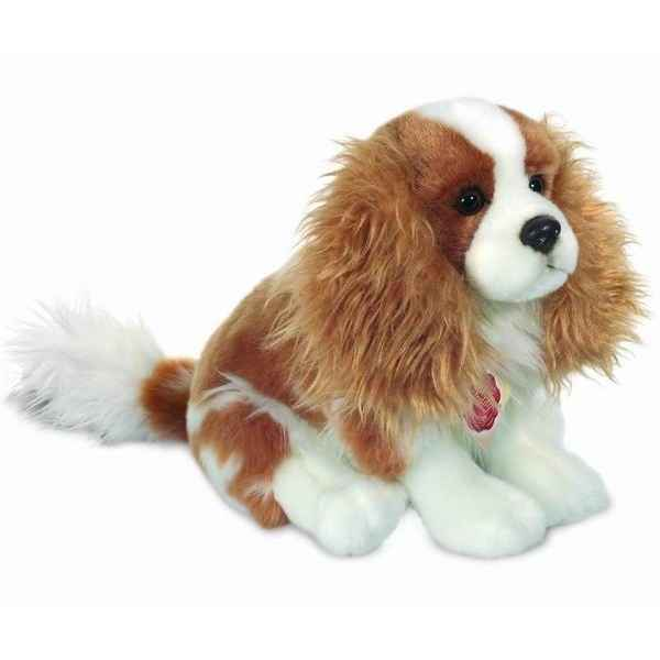 Peluche Chien Charles spaniel Hermann Teddy collection 28cm 92754 9