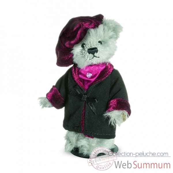 Ours Teddy Collection Wagner 11cm Hermann -16283 4