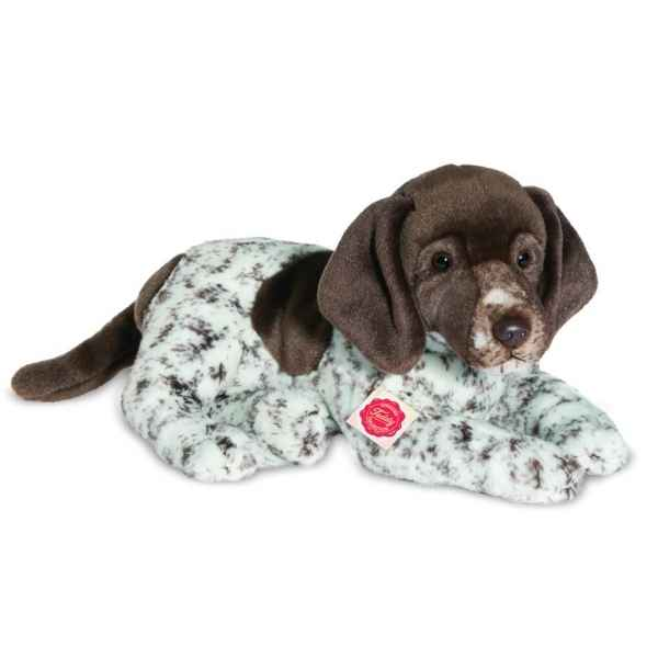 Chien hound allonge 40 cm hermann -92776 1