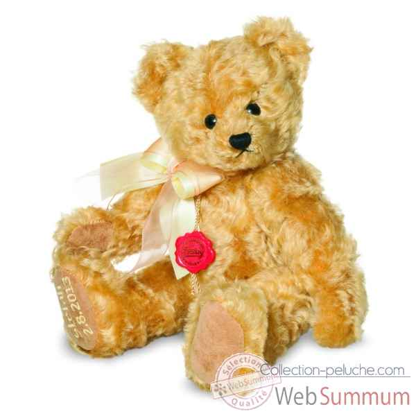 Ours Teddy bear couleur or 30 cm Hermann -12037 7