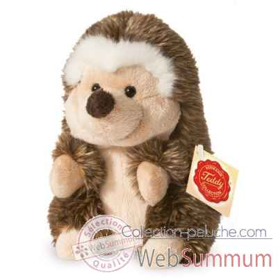 Herisson assis Teddy Hermann -92118 9