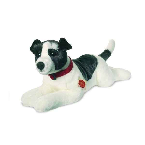 Peluche Chien Jack Russell Terrier couche Hermann Teddy collection 45cm 92762 4