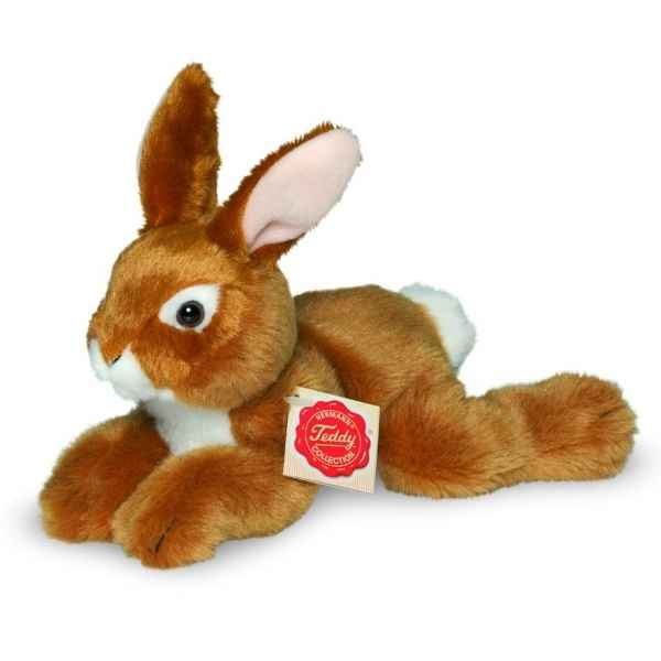 Lapin couche gold 22 cm Hermann -93776 0
