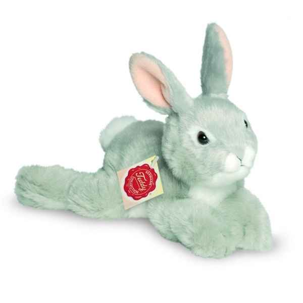 Lapin couche marron 22 cm Hermann -93777 7