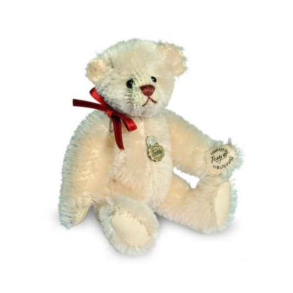 Mini ours teddy bear creme 9 cm Hermann -15403 7