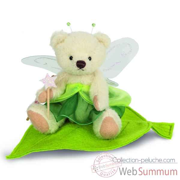 Mini peluche elfe nature 13 cm collection - ed. limitee Hermann -11761 2