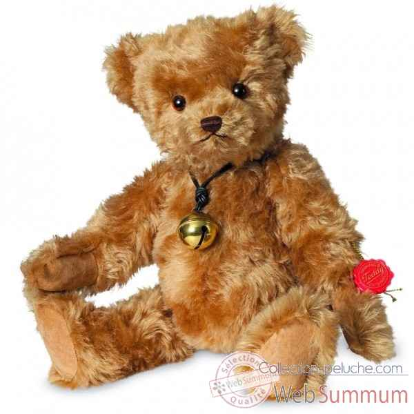 Ours en peluche de collection eckhardt 46 cm hermann -16445 6