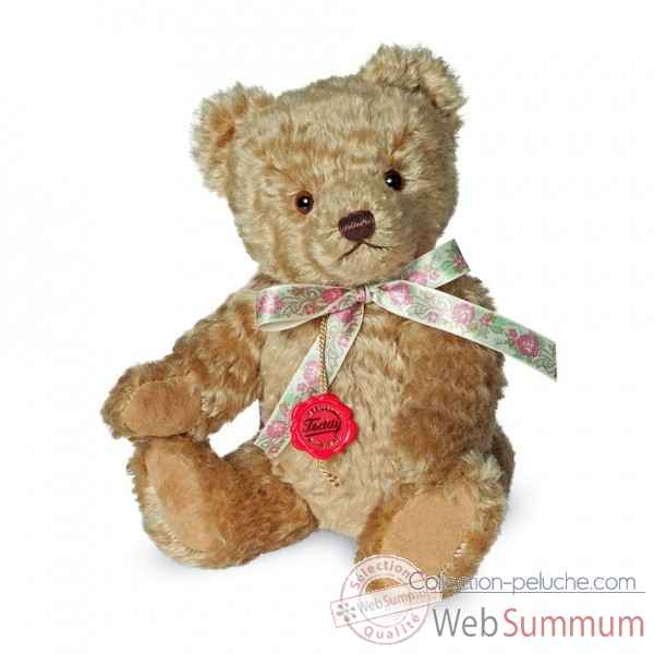 Ours en peluche de collection fabio 27 cm hermann -16427 2