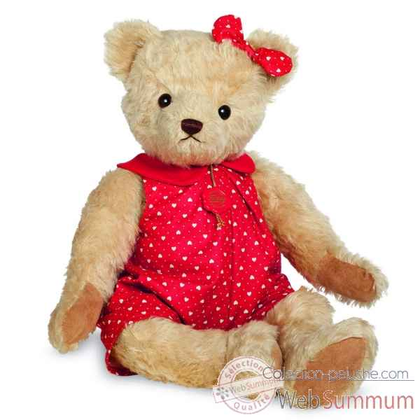 Ours en peluche de collection kathi 50 cm hermann -17140 9