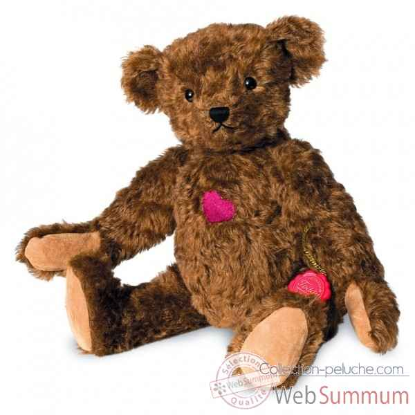 Ours en peluche de collection roger 39 cm hermann -16439 5