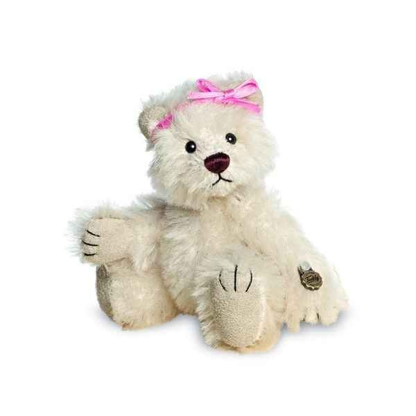 Ours en peluche de collection rosalie 10 cm hermann -15496 9