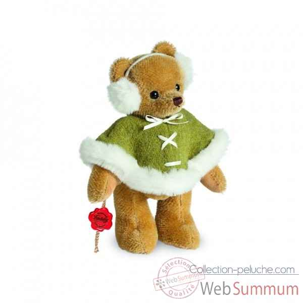 Ours en peluche de collection susi 18 cm hermann -11713 1