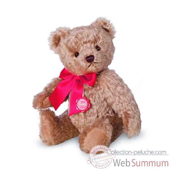 Ours en peluche de collection teddy tradition 27 cm hermann -16820 1