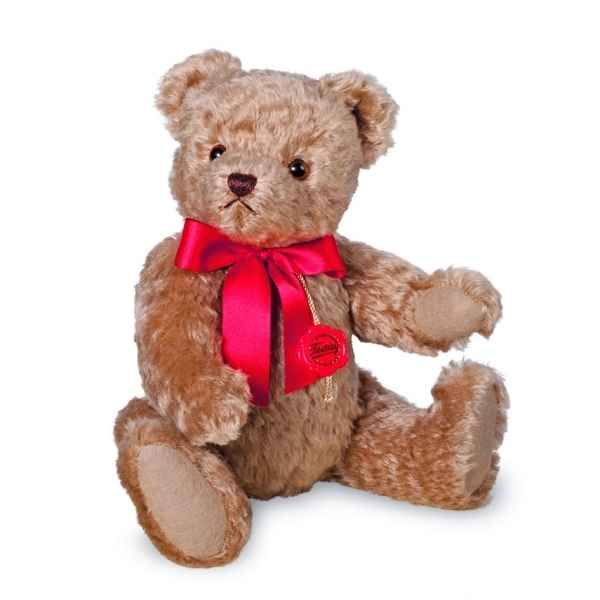 Ours en peluche de collection teddy tradition 30 cm hermann -16830 0