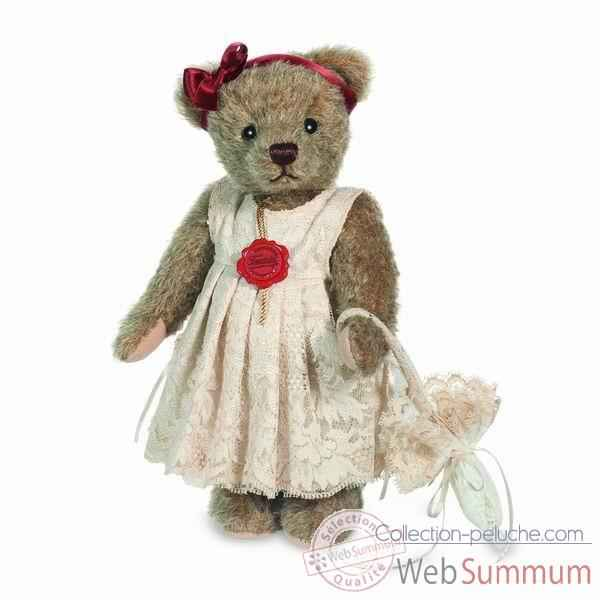 Peluche Ours Teddy bear antonia Hermann Teddy original 26cm 17527 8