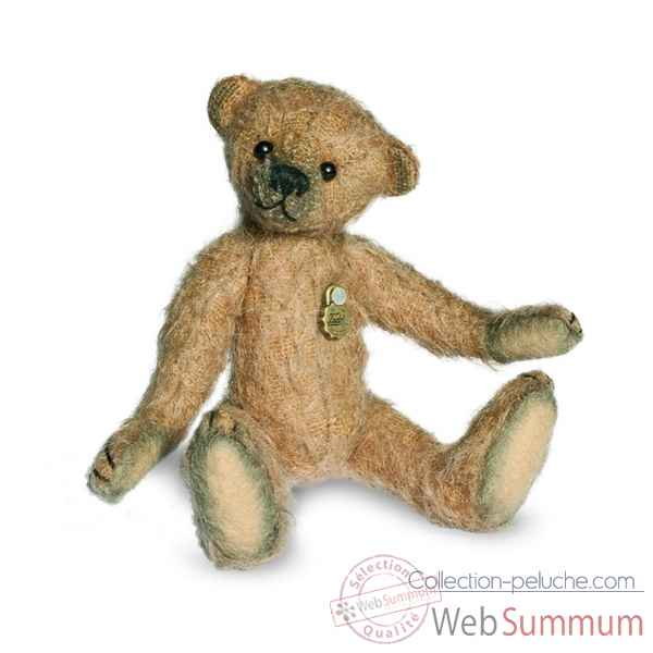 Ours teddy bear beige ancien 11 cm Hermann -16288 9