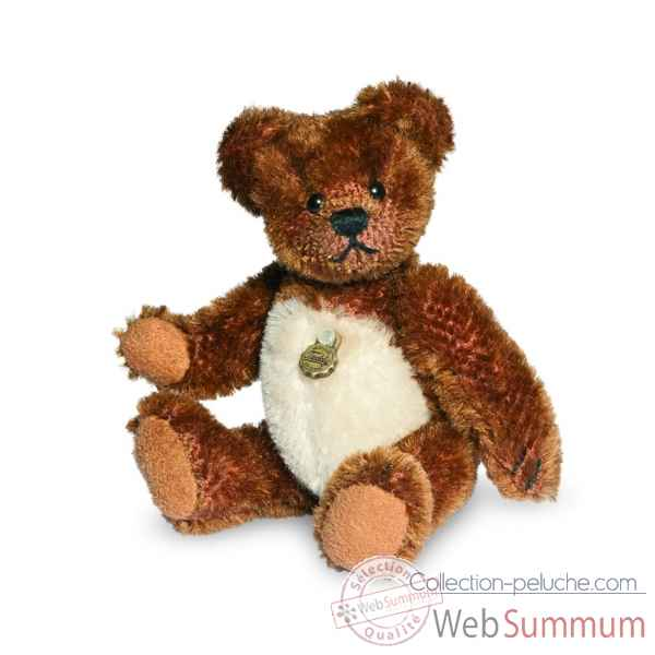 Ours teddy bear dominik 10 cm Hermann -16287 2