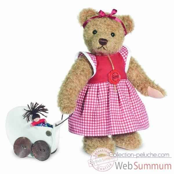 Peluche Ours Teddy bear klara Hermann Teddy original 26cm 17526 1