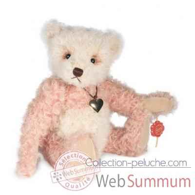 Ours teddy bear rosalie 34 cm peluche hermann teddy original edition limitee -11937 1