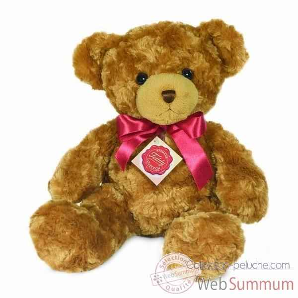 Peluche Ours Teddy gold Hermann Teddy collection 35cm 91123 4