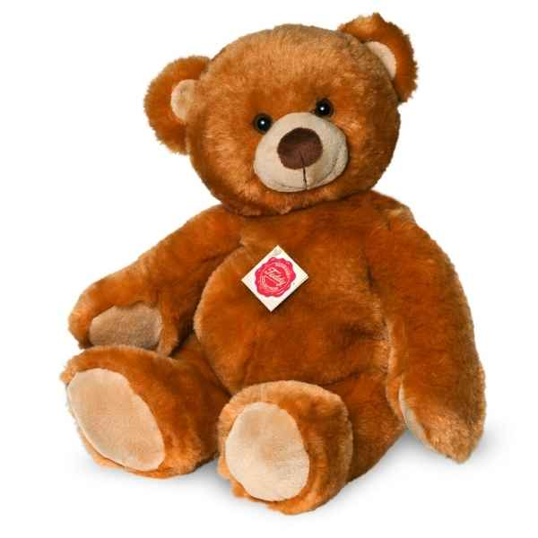 Ours teddy marron 39 cm Hermann -91189 0