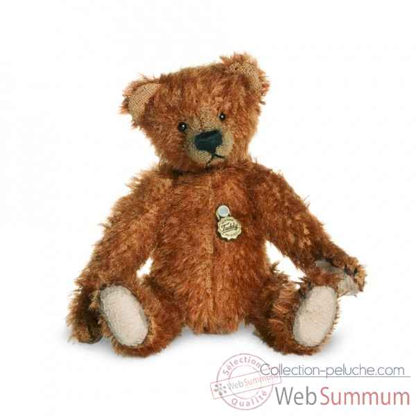 Peluche ours antique brun mini teddy Hermann -16276 6