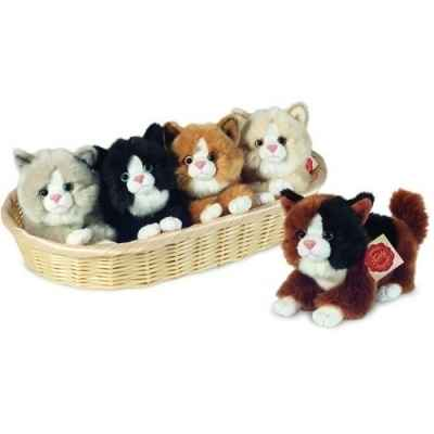 Peluche chat Hermann (1piece) 90612 4