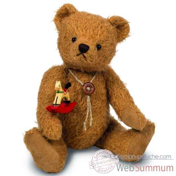 Peluche de collection ours teddy bear albrecht 27 cm ed. limitee Hermann -16827 0