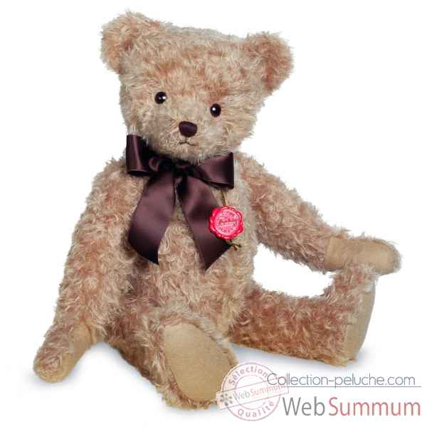Peluche de collection ours teddy bear lauritz bruiteur 54 cm ed. limitee Hermann -16655 9