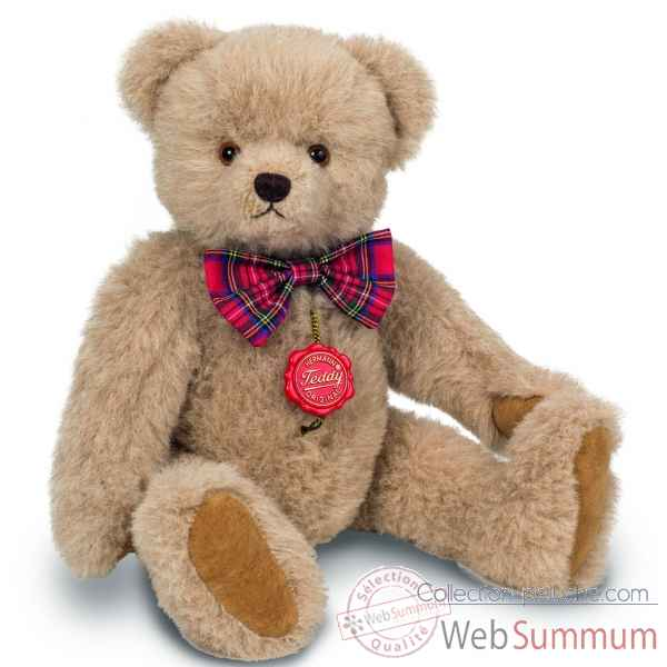 Peluche de collection ours teddy bear norbert 42 cm ed. limitee Hermann -16602 3