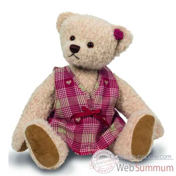 Peluche de collection ours teddy bear rosalia 31 cm ed. limitee Hermann -16612 2