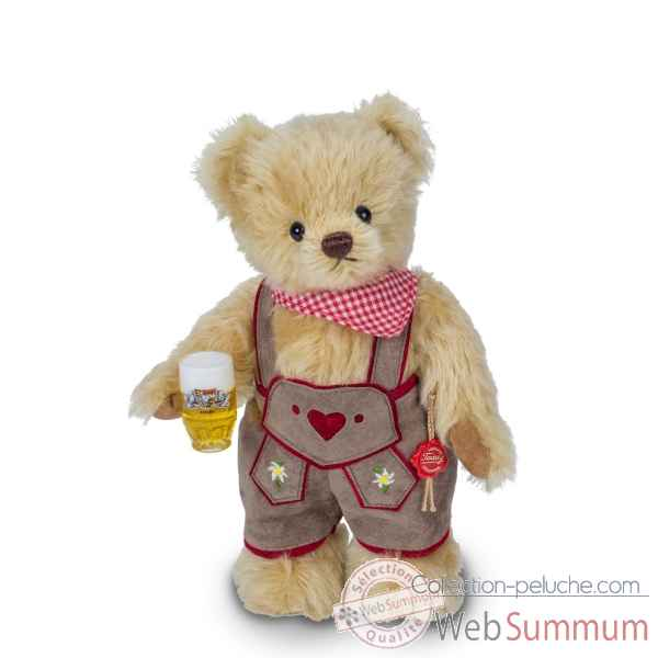 Peluche original hermann teddy ours winfried 25 cm edition limitee 100 -17273 4