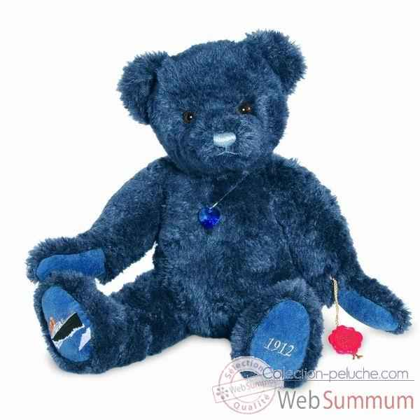 Peluche ours 100 ans pour le titanic 35 cm musical collection ed. limitee 300 ex. hermann -12329 3