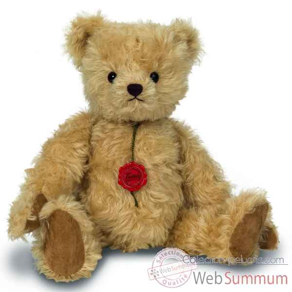 Peluche ours collection teddy bear ulrich bruiteur 45 cm ed. limitee Hermann -14676 6