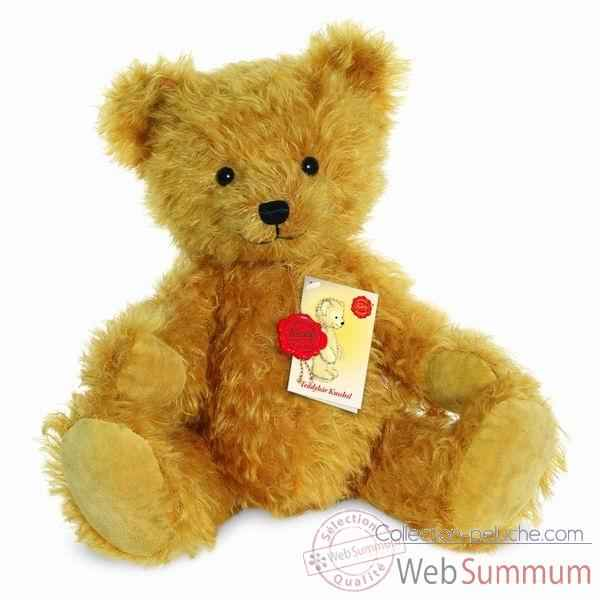 Peluche ours teddy bear kuschel 37 cm collection ed. limitee hermann -17037 2