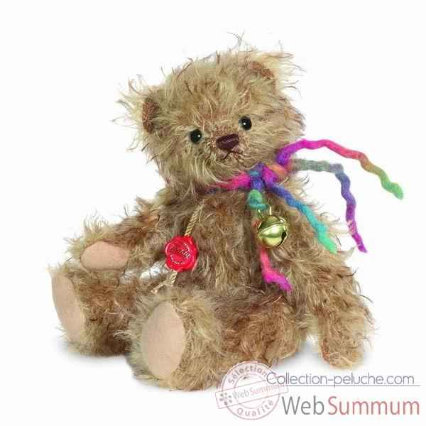 Peluche ours teddy drolli 23 cm collection ed. limitee 300 ex. hermann -17011 2