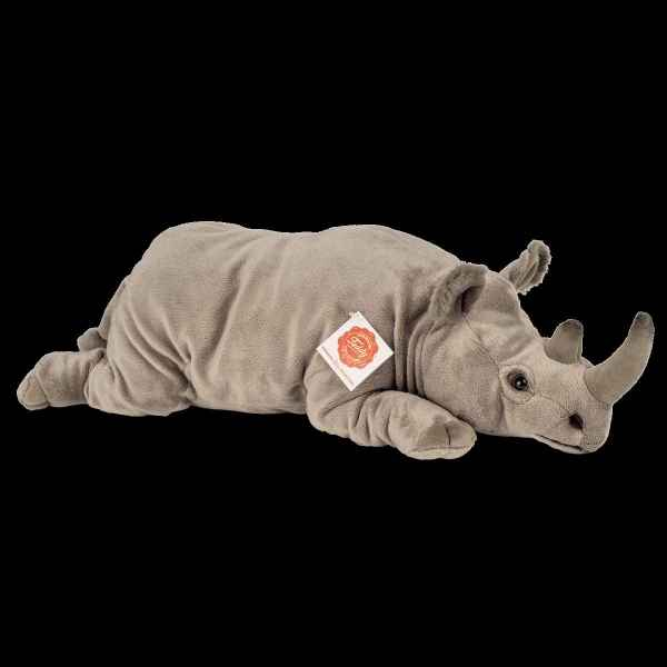 Peluche Rhinoceros couche 45 cm hermann teddy collection -90593 6