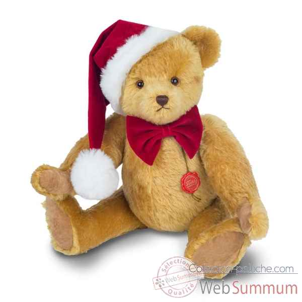 Peluche Teddy bear ours de noel 54 cm hermann teddy original -14872 2