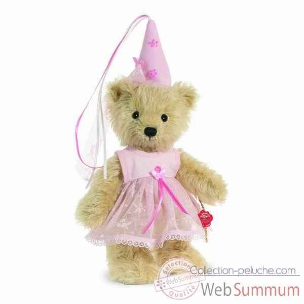 Peluche teddy fairy 23 cm collection ed. limitee hermann -17039 6