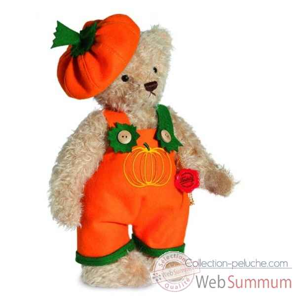Pumpkin bear 34 cm hermann -14823 4