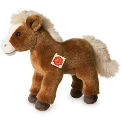 Cheval marron Hermann -90246 1