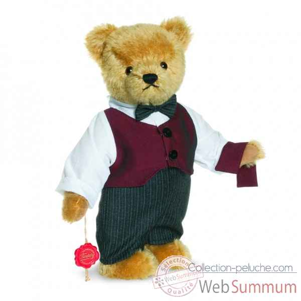 Teddy bear fussel Hermann -14632 2