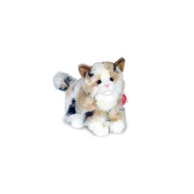 Peluche Hermann Teddy peluche chat assis 23 cm -90667 4
