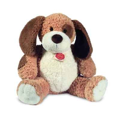 Peluche Hermann Teddy peluche chien souple assis 39 cm -90576 9