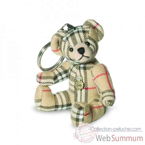 Teddy tartan rouge Hermann -16291 9