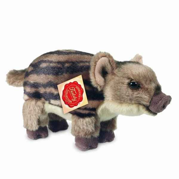 Peluche Cochon sanglier Hermann Teddy collection 22cm 90832 6