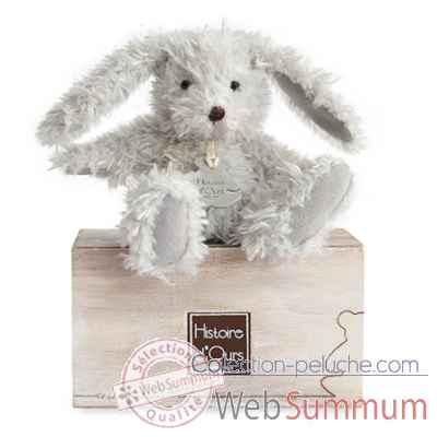 Lapin chine - perle 10 cm histoire d\'ours -2608