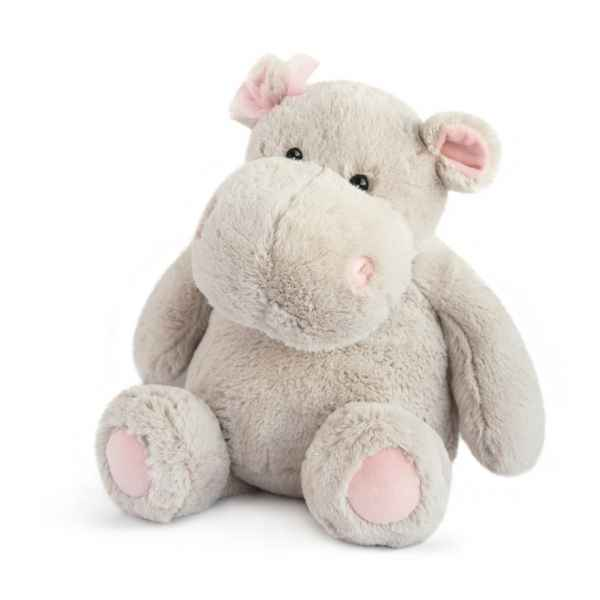 Peluche hippo girl - 38 cm histoire d'ours -2629
