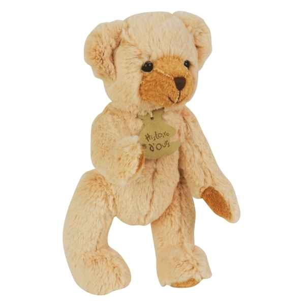 Peluche histoire d ours ours articule chine 2156 histoire d\'ours