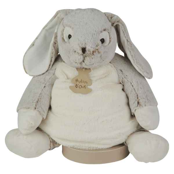Peluche lapin z\'animoos 75 cm histoire d\'ours 2088